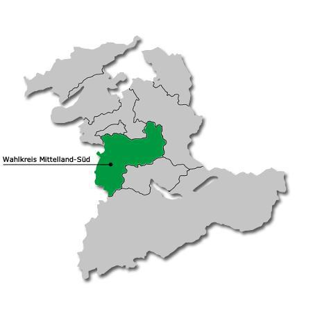Wahlkreis Bern Mittelland Süd
